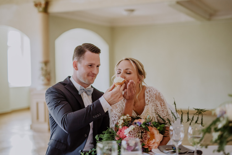 Shabby Chic Hochzeit In Altem Gasthof
