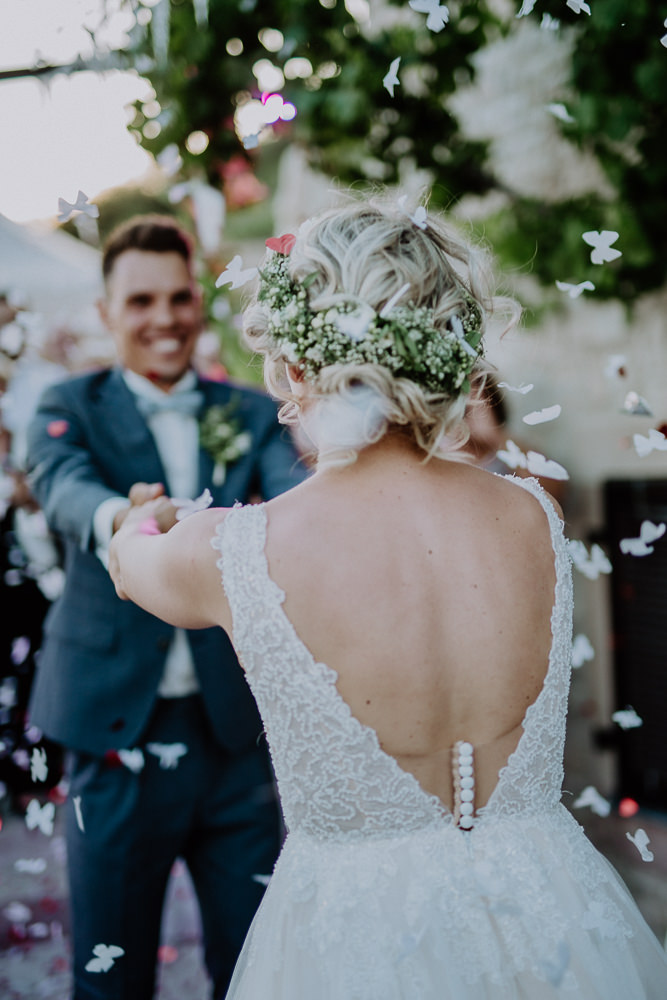 Hochzeit auf dem Weinberg Freyburg Naumburg Heiraten in Sachsen Sophia Molek Hochzeitsreportage Hochzeitsfotos Standesamtliche Trauung Weißenfels (1)